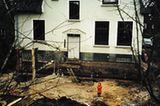 Vorher: Komplettumbau der Villa