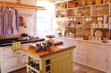 Kochen im alten Stil