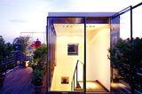 Neuer Zugang zur Terrasse
