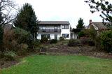 Vorher: Einfamilienhaus aus den 1960er Jahren