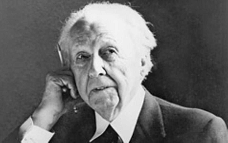 Designer-Porträt: Frank Lloyd Wright