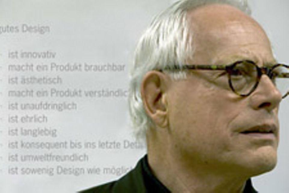 Designer-Porträt: Dieter Rams