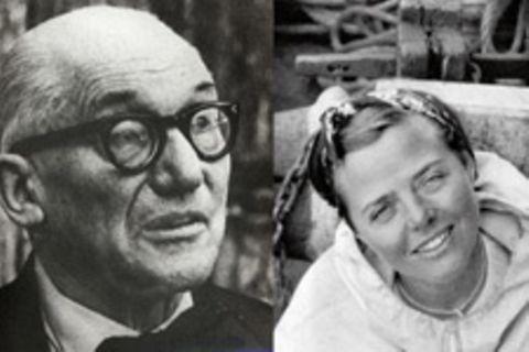 Designer-Porträt: Le Corbusier & Charlotte Perriand