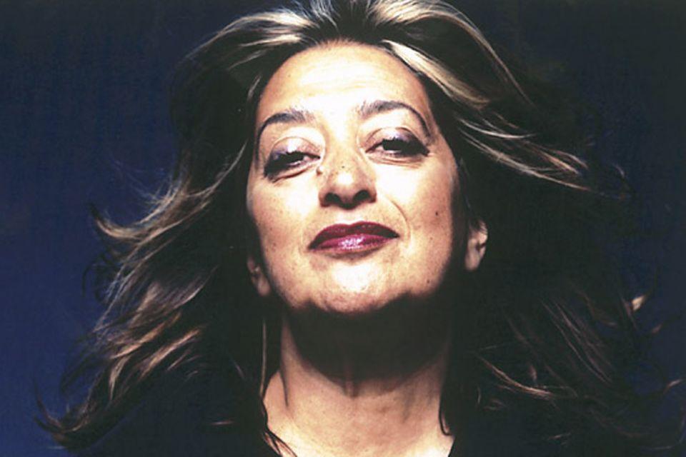 Designer-Porträt: Zaha Hadid