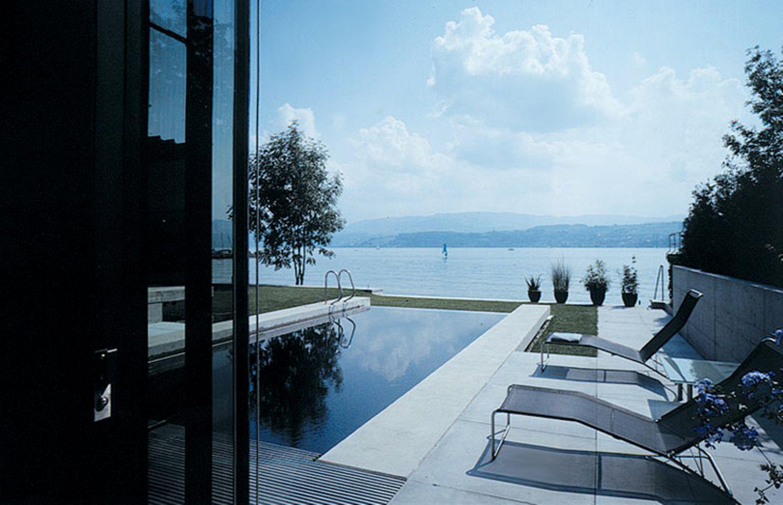 Große Terrasse mit Pool