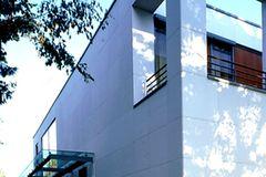 Fassade aus Marmor
