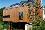 Solarzellen zum Energiesparen