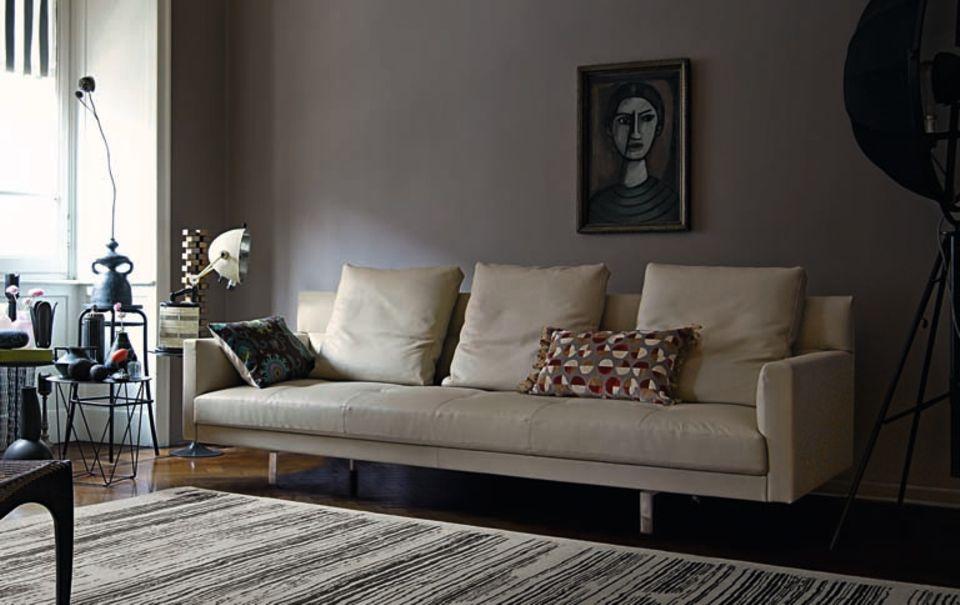 """Sofa """"Gordon"""" von Walter Knoll"""