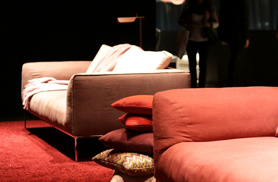 "Sofa ""Mell Lounge"" von Cor"