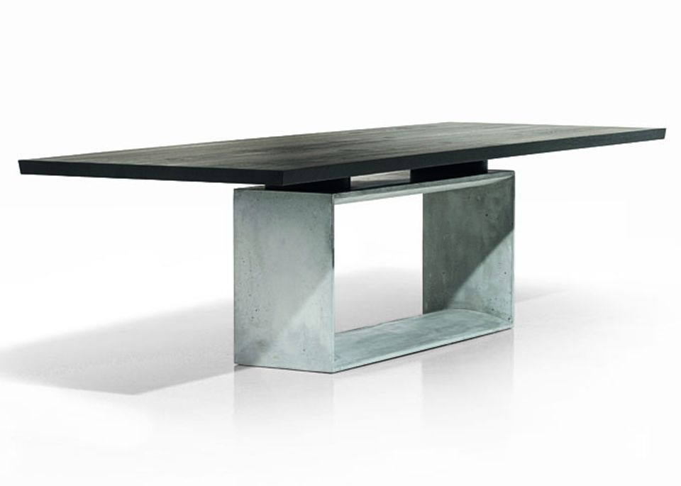 """Höhenverstellbar: Tisch """"Frame"""" von Asco"""