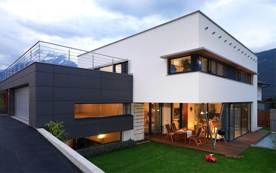 Energieeffizient bauen: Das KfW-Effizienzhaus