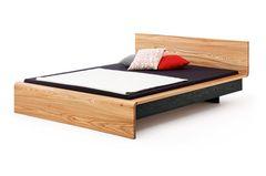 """Bett """"Wave"""" von Holzmanufaktur"""