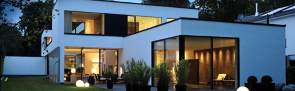 Platz 5: Funktionales Architektenhaus