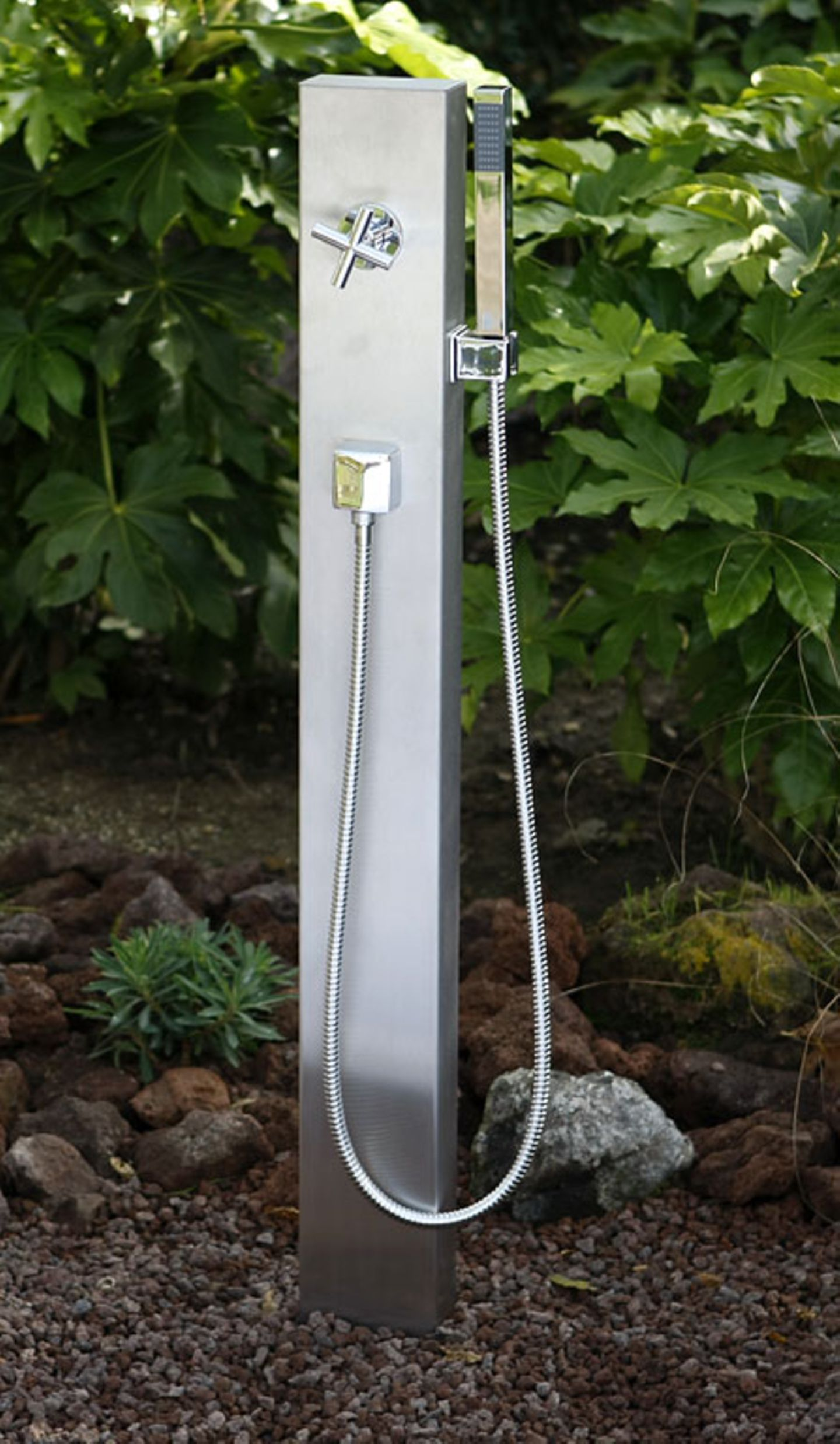 """Einfach kompakt: Outdoor-Dusche """"Madeira"""" von Ideal - Bild 18"""
