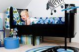 """Klassiker: Babybett """"Kili"""" von Sebra"""