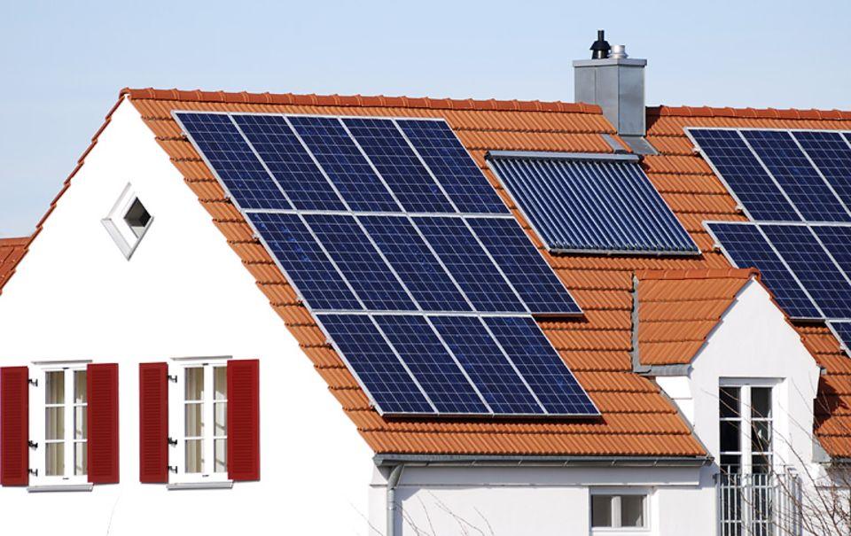 Regenerative Energien: Strom aus Sonne, Wind & Co.
