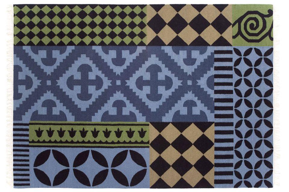 Kelim – traditioneller Teppich aus dem Orient