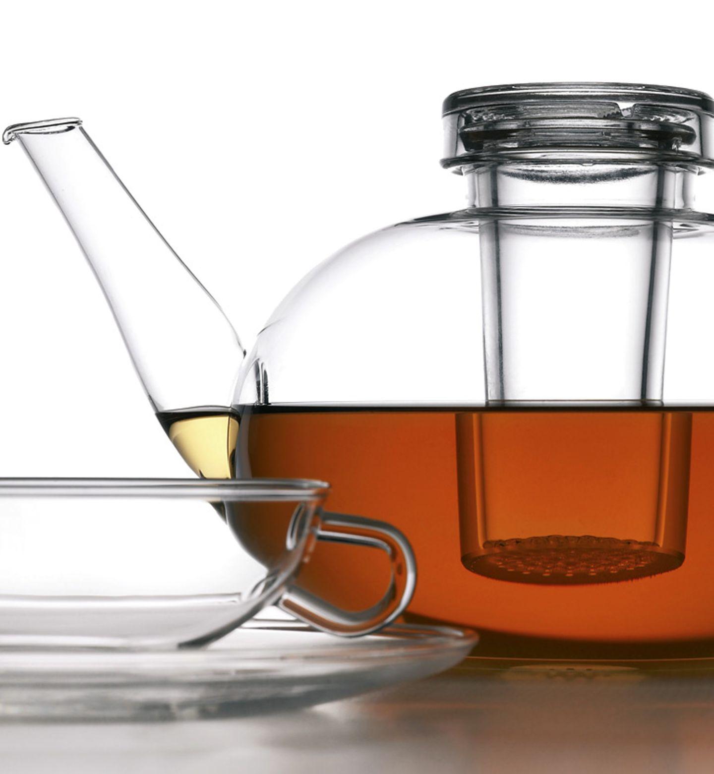 Kostbarkeit für jeden Tag: Teeservice von Wilhelm Wagenfeld