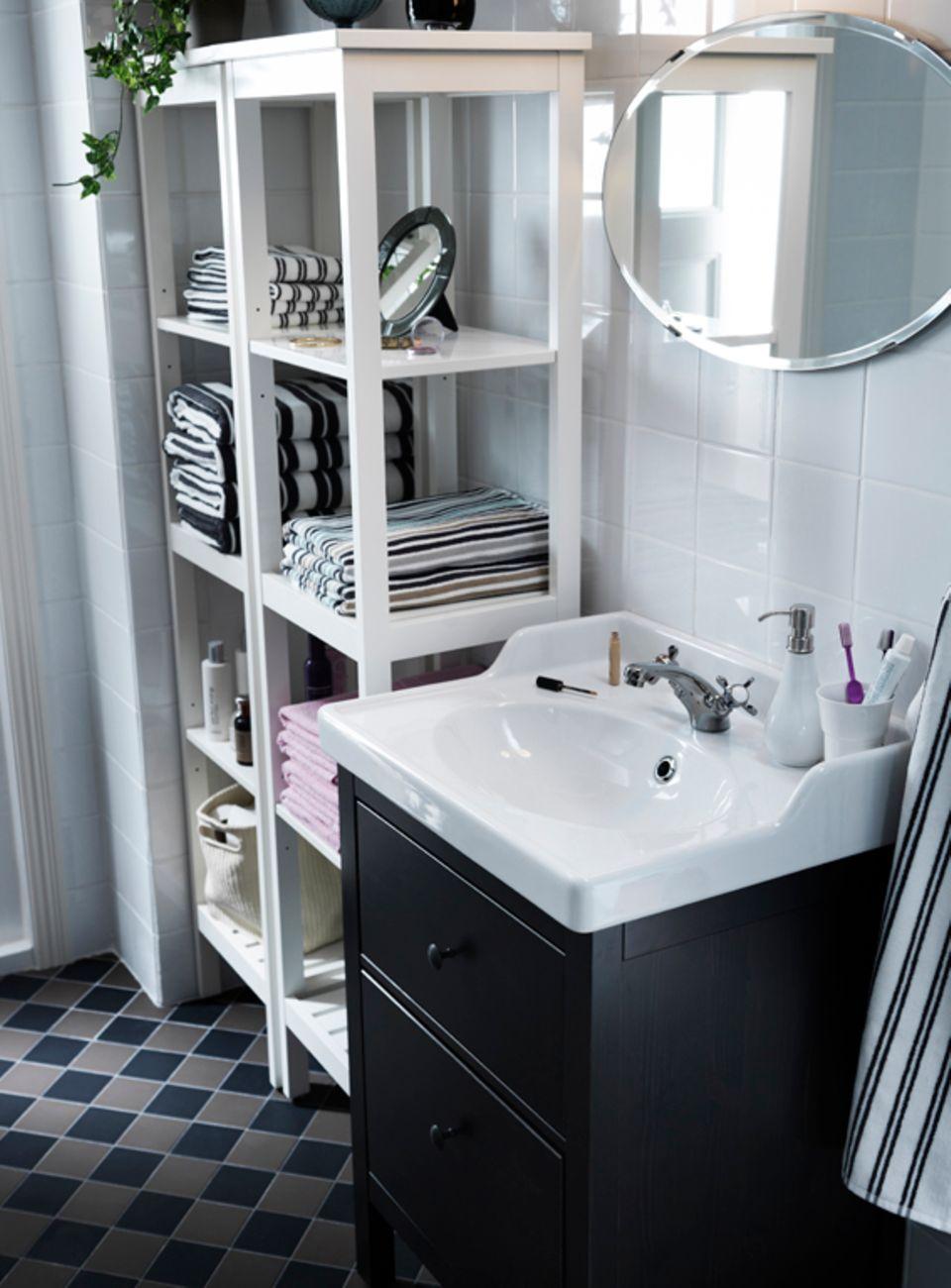 """""""Hemnes"""" von Ikea jetzt auch fürs Bad"""