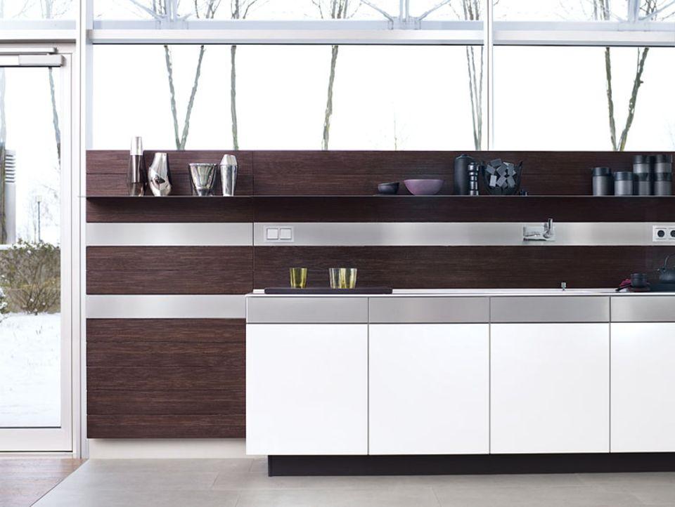 Modulküche – kompakt und konfigurierbar