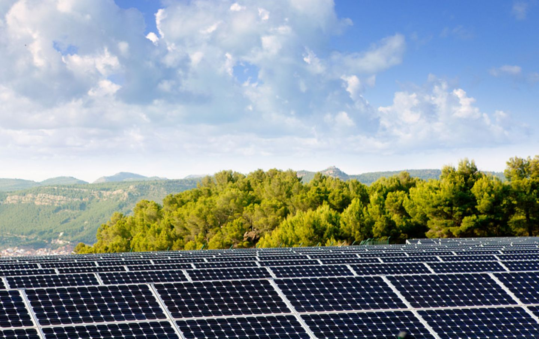 Wind, Wasser, Sonne, Erdwärme oder auch Biomasse - Ökostrom kann auf viele Arten produziert werden.