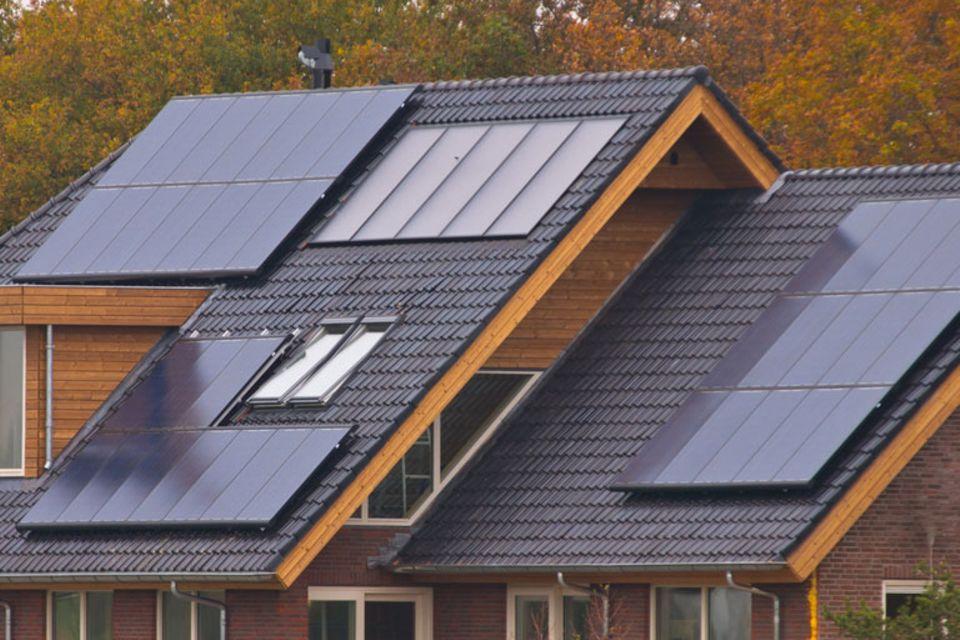 Photovoltaik und Solar – der Weg zum Sonnendach