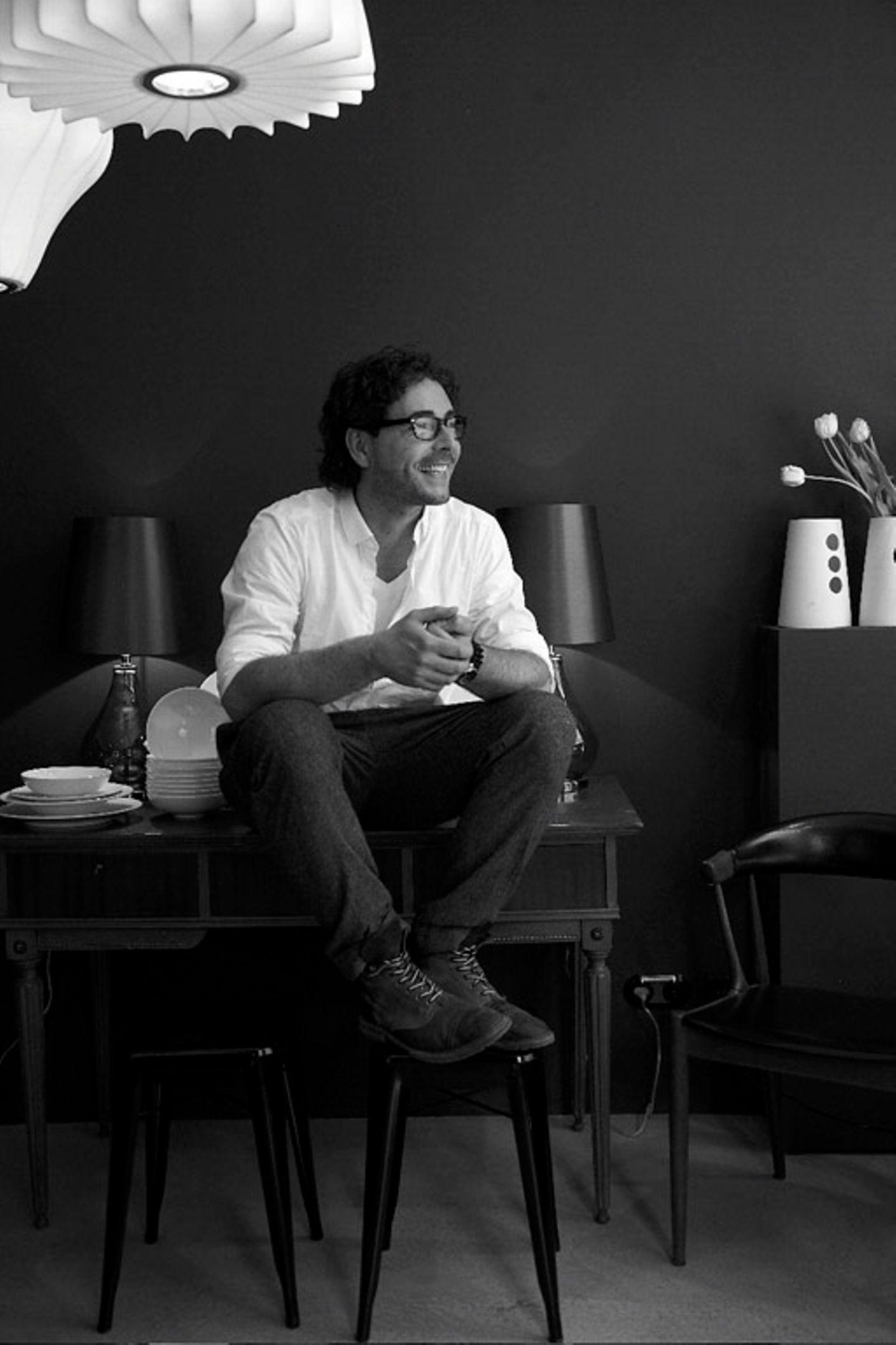 Interview mit Einrichtungsexperte Richard Lotzmann