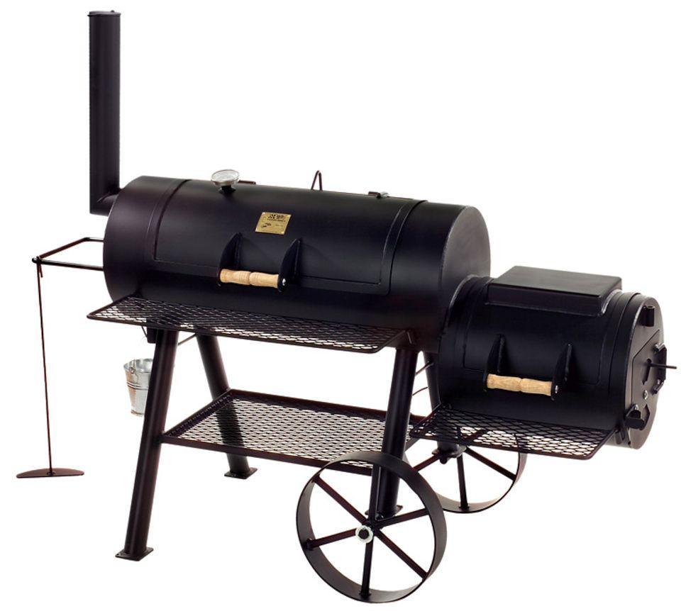 """Der Herzhafte: """"BBQ Smoker Longhorn"""" von Joe's"""