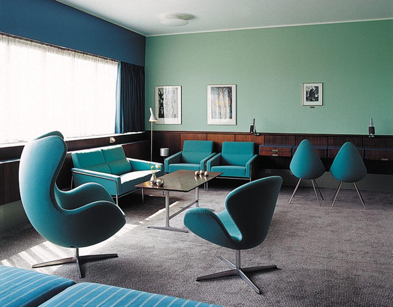 "Jacobsens Gesamtkunstwerk: SAS-Hotel ""Radisson Blu Royal"""