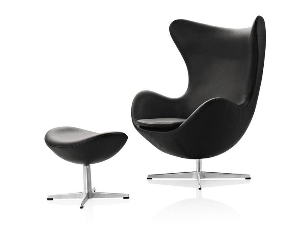 """Sessel """"Ei"""" von Arne Jacobsen"""