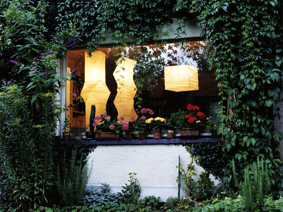 """Lichtpunkte setzen: """"Akari Light Sculptures"""" von Vitra"""