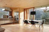 Ferienhaus von Star-Architekt Peter Zumthor in der Schweiz