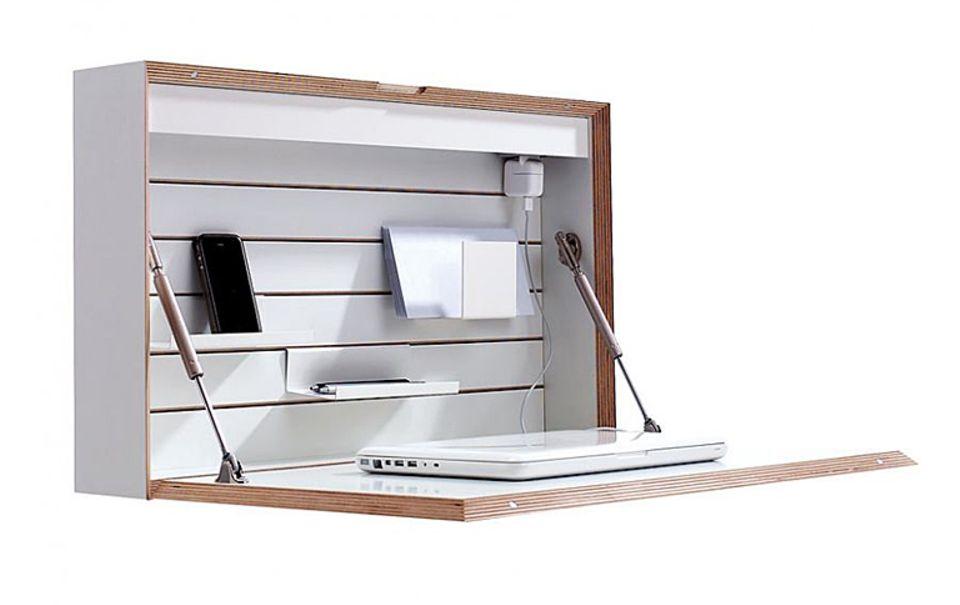 """Alles drin: """"Flatbox"""" von Müller Möbelwerkstätten"""