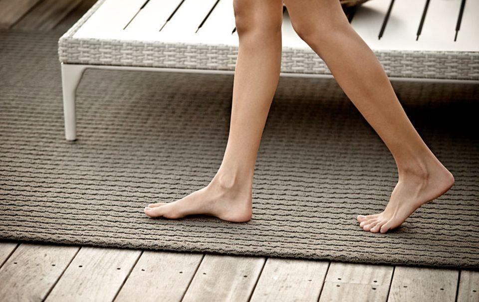 """Outdoor-Teppich """"Fishernet"""" von Dedon"""