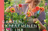 """Auf der Frauen-Seite: """"Gartenexpertinnen und ihr grünes Wissen"""" von Kristin Lammerting"""
