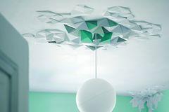 "Moderner Stuck: ""Rhombus System"""