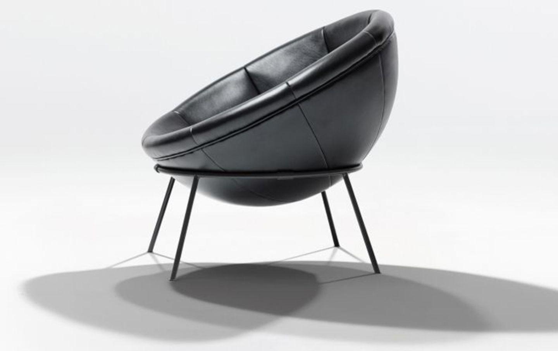 "Lina Bo Bardis ""Bowl Chair"" bei Arper"