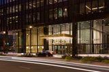 Luxushotel im Mies-van-der-Rohe-Hochhaus in Chicago