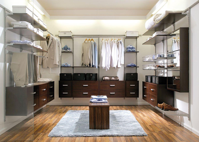 """Begehbarer Kleiderschrank: """"Modular Plus"""" von Element System"""