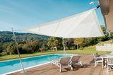 Fest installiertes Sonnensegel von Sunsquare - Bild 20