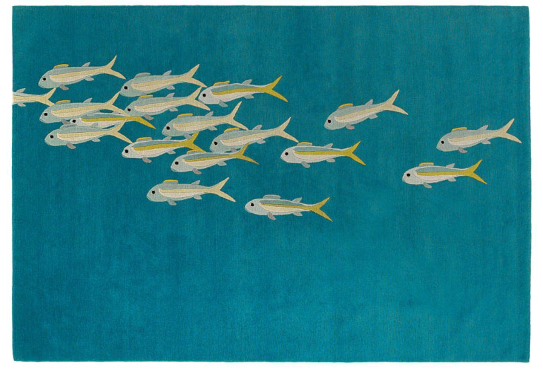 """Teppich """"Fishes"""" von The Rug Company - Bild 62"""