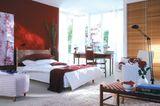 Sinnliches Rot fürs Schlafzimmer
