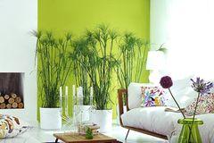 Mit Wandfarbe strukturieren