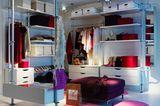 """Aufbewahrungssystem für begehbaren Kleiderschrank: """"Stolmen"""" von Ikea"""