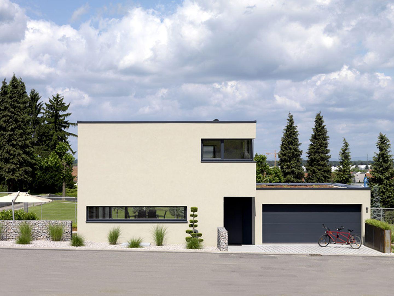 Einfamilienhaus im Bauhaus-Stil