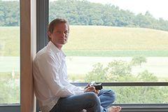 Hausherr und Deutschland-Chef von Leica: Steffen Keil
