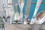 Glänzend: Silberbesteck von WMF und Puiforcat