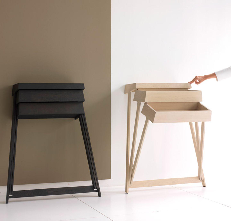 """Wandtisch """"Pivot"""" von Arco, Designer: Shay Alkalay"""