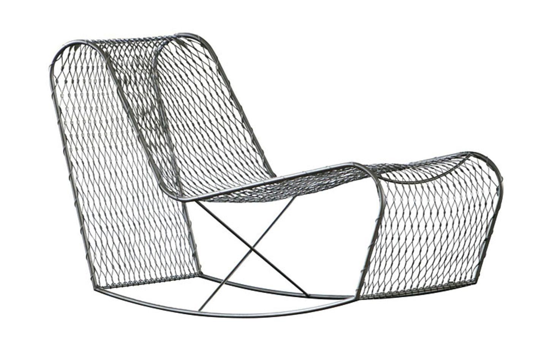 """Schaukelstuhl """"Rocking Chair SR 830"""" von Labelform"""