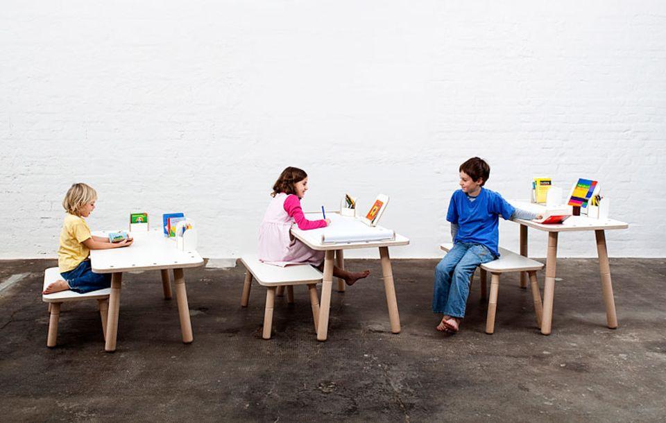 """Kinderschreibtisch """"Growing Table"""" von Pure Position"""